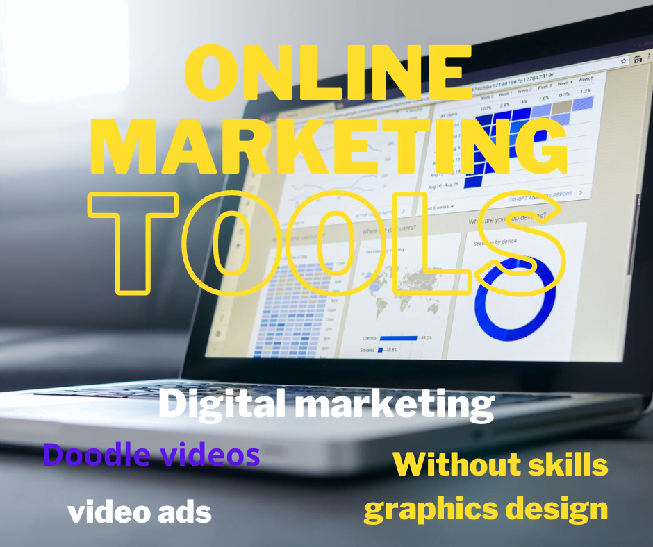Digital marketing platforms: Best online marketing tools 2020, Earn money online with smartscene tools for without skill