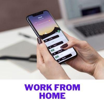 Work from home effectively || 11 best online services from home ||