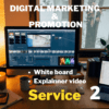 digital marketing and promotions