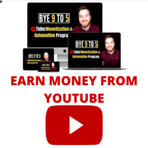 YouTube Monetisation and Automation program guide: Earn money from youtube |