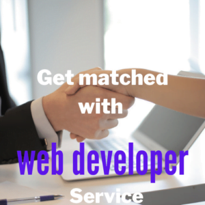 Get matched best web developer to ignite your site2020