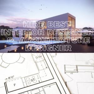 Freelancer professionals and Jobs: Hire best interior designer and architecture designer online