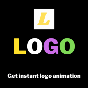 Get instant logo maker and animation for your business 2020