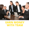 earn passive income with team