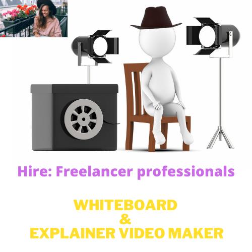 whiteboard explainer video maker professionals
