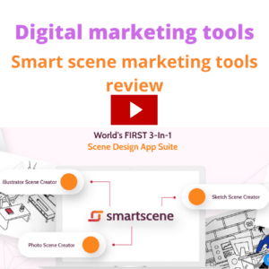 Best digital marketing tools and how to make money online in Hindi 2020 | Smartscene tools review |