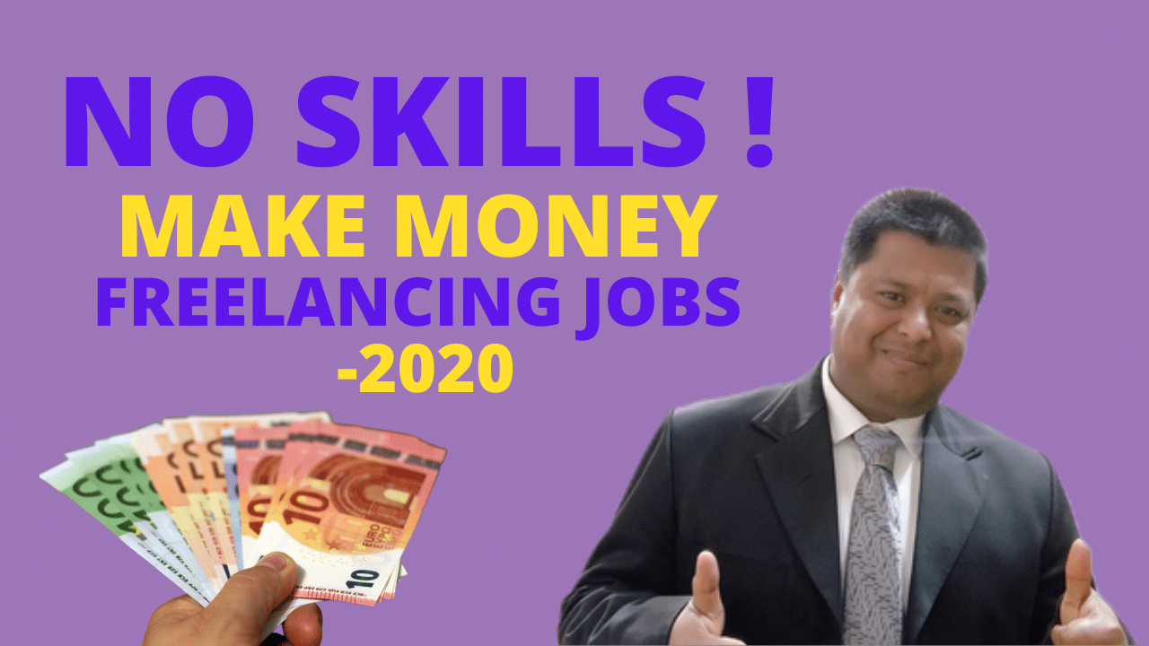 Best freelancing jobs2021 :11 Fiverr gigs that require no skills and zero knowledge
