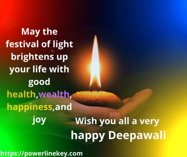 Deepawali post