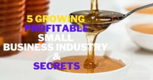 5 growing profitable small business industry