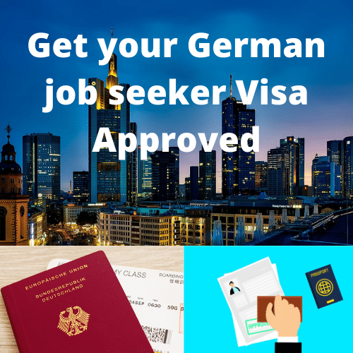 german job seeker visa guide