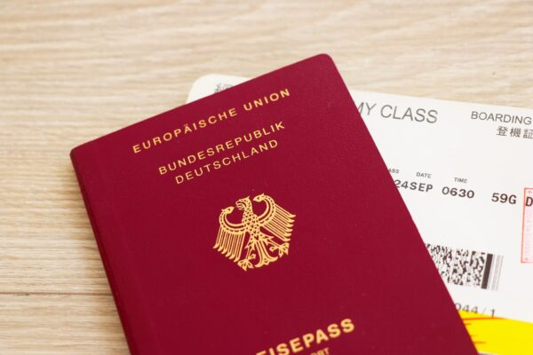 get german passport