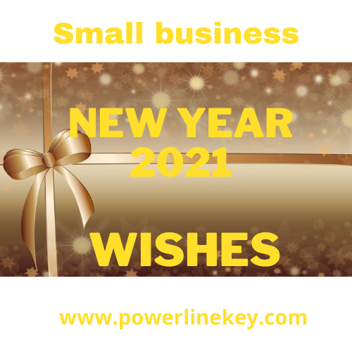 New year 2021: Powerlinekey wishes a Happy new year | New year 2021greetings