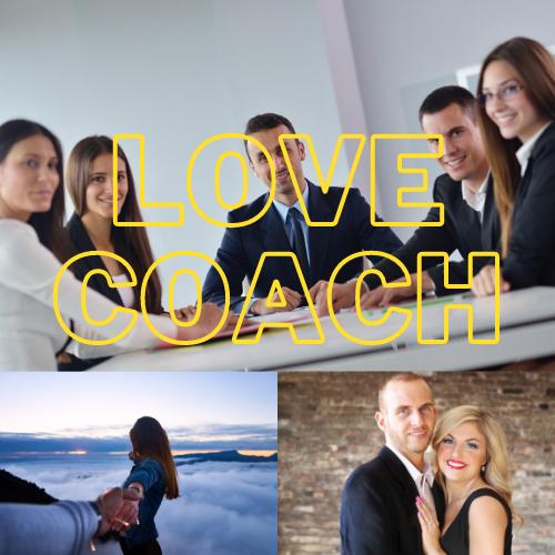 get love coach business plan