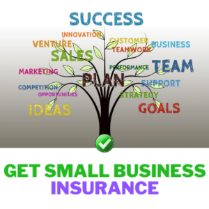 get small business insurance