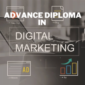 Advance diploma in digital marketing || Online marketing master ||