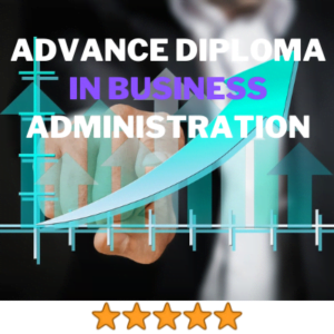 Advance diploma in business administration || Online course for business administration jobs ||