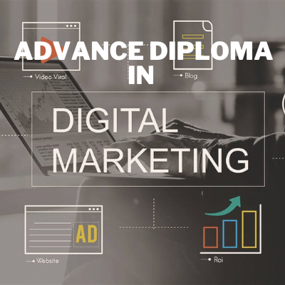 advance diploma in digital marketing course with certificate
