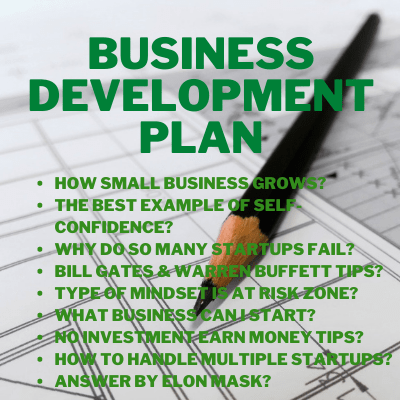 Organic growth Business development plan for startup || Business strategy ||