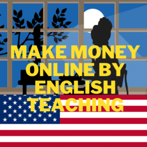 Make money online teaching english || Part time jobs from home ||