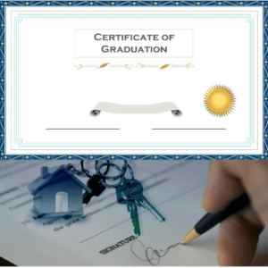 RealEstate Agent Diploma CPD Accredited    UK & internationally recognised accredited qualification