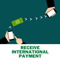 receive international payment